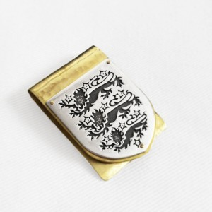Three Lions Money Clip