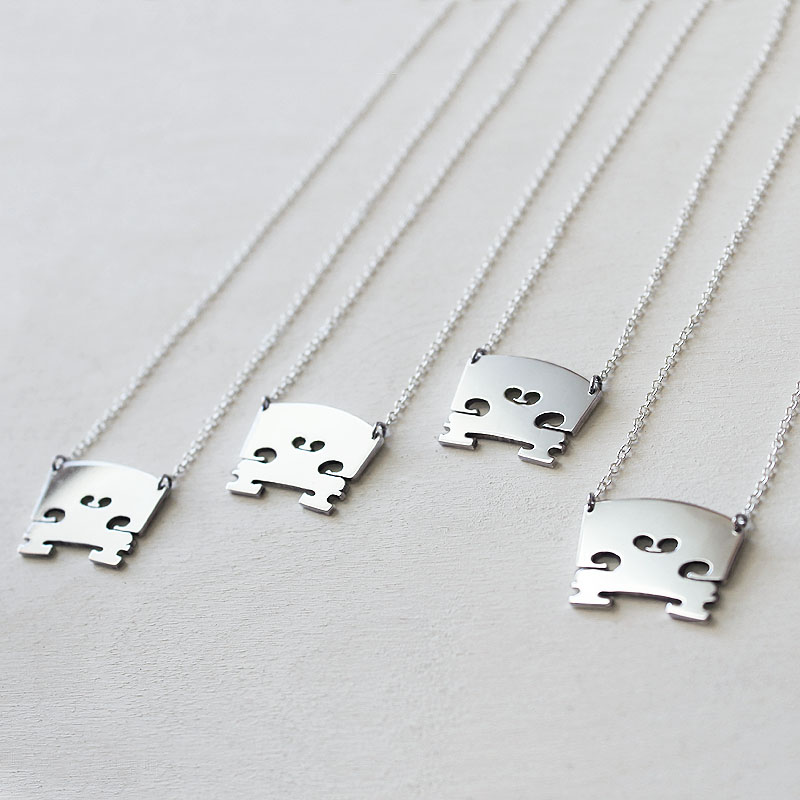 Violin Bridge Necklaces